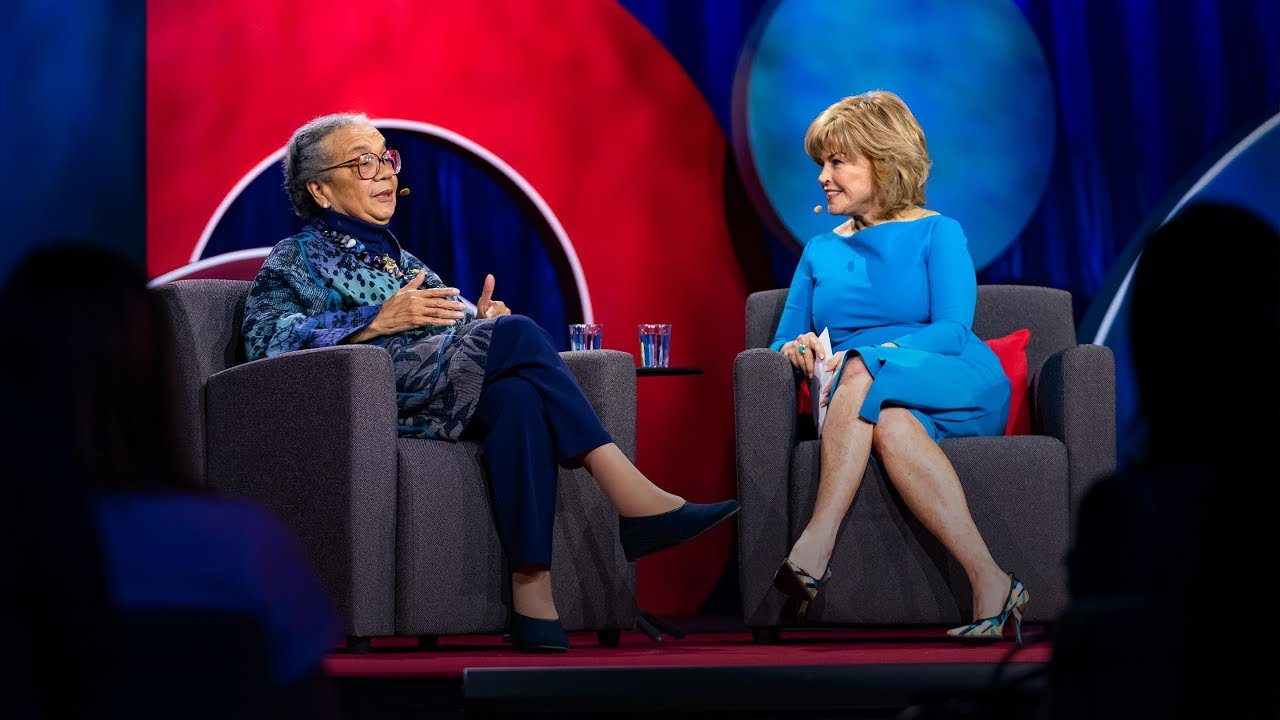 Marian Wright Edelman:一生對抗兒童貧困的反思