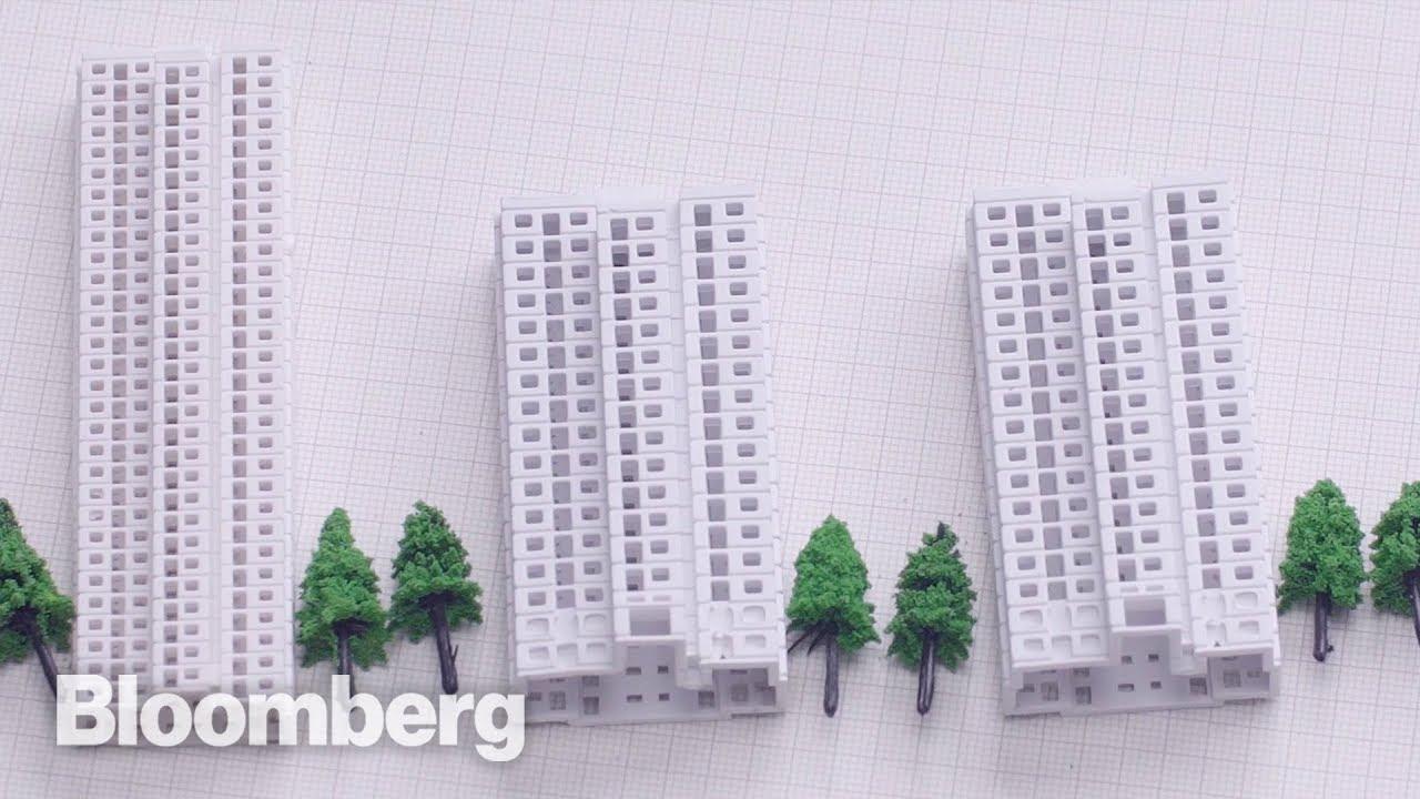 新加坡政府如何成功解決住宅問題?