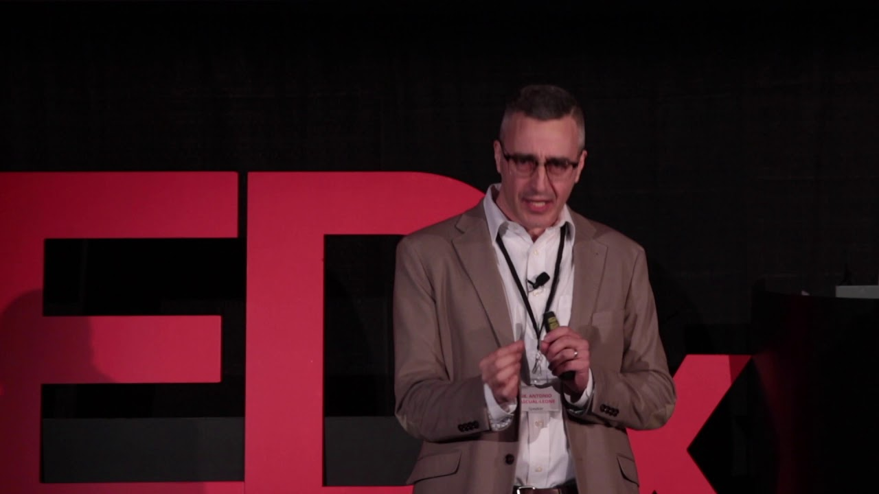 Antonio Pascual-Leone:如何走過一段感情的結束