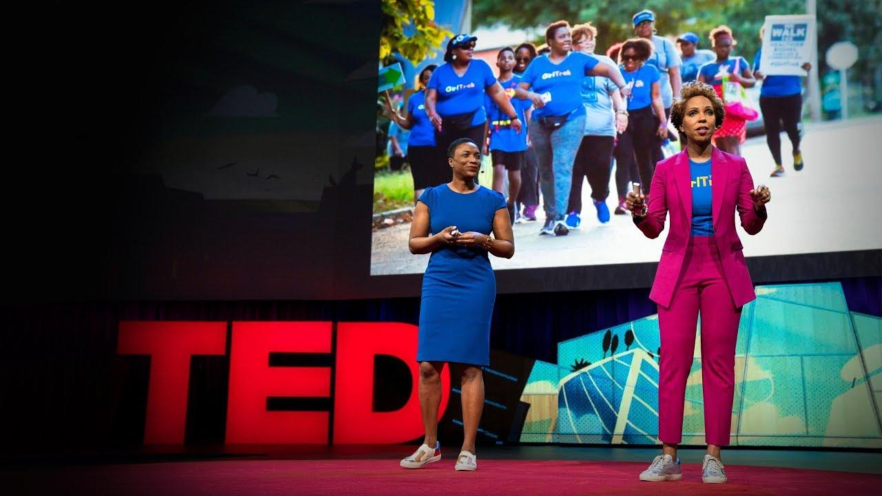 T. Morgan Dixon and Vanessa Garrison:你所聽說過最強大的女性