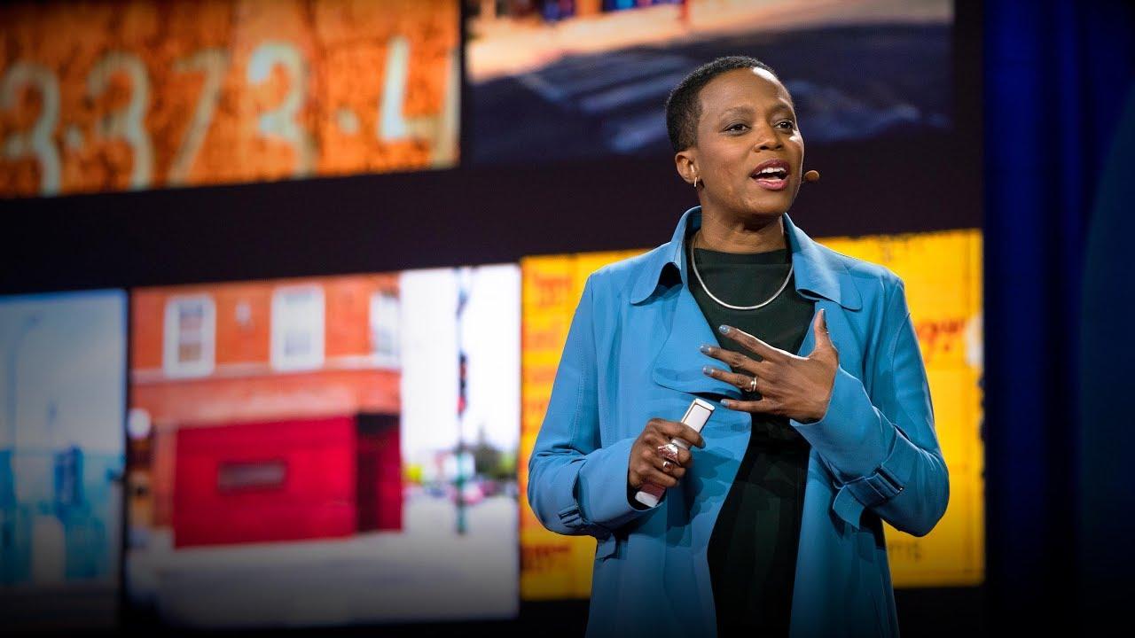 Amanda Williams:我為何將芝加哥的廢棄家園變成藝術品