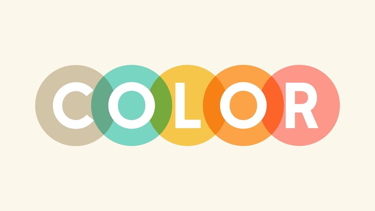 穿搭、設計配色永遠搭不好嗎?你缺的可能就是基本的色彩概念!