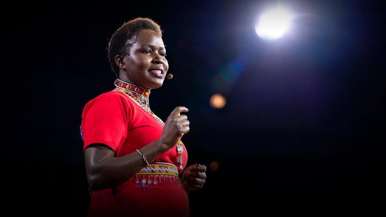 Kakenya Ntaiya:賦予女孩力量,改革社群