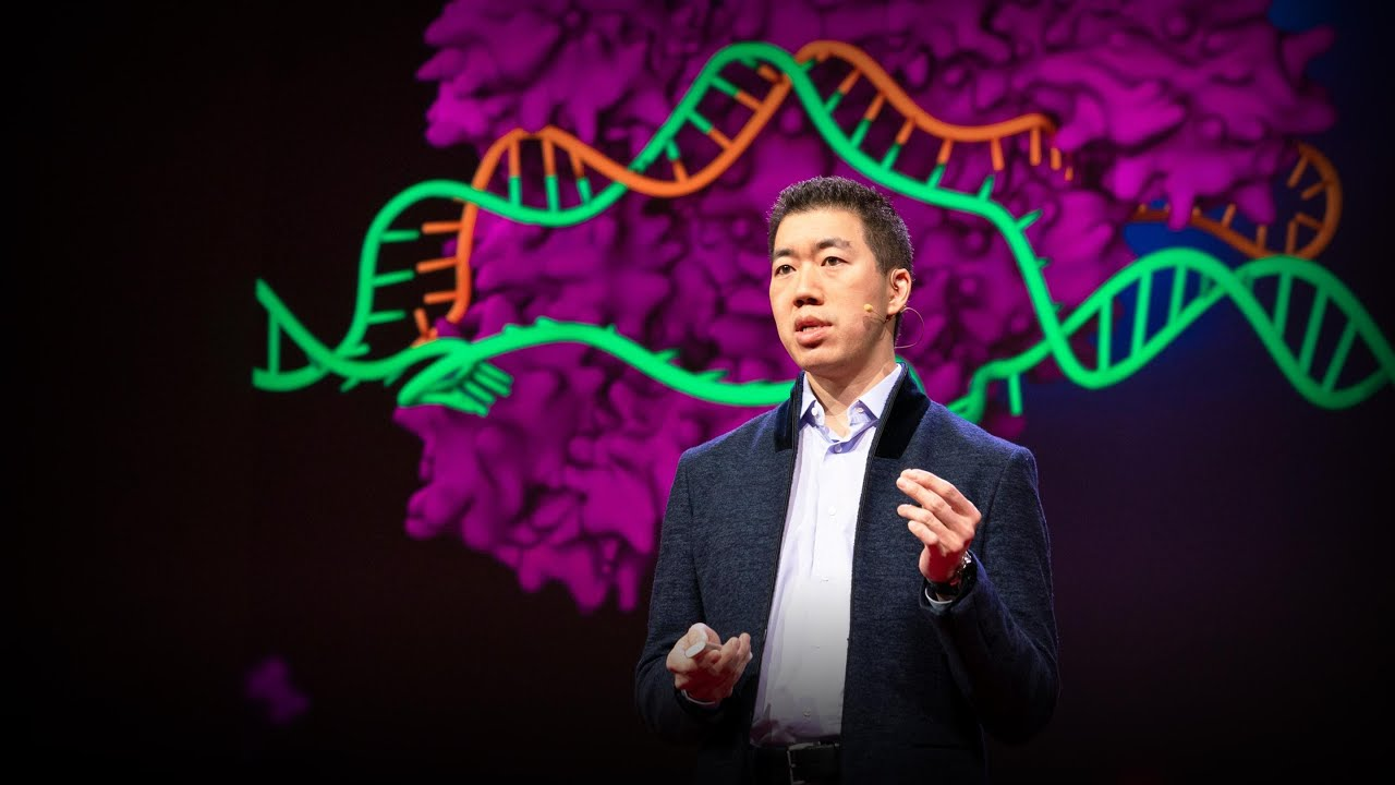 David R. Liu:改寫 DNA 能否治癒基因疾病?
