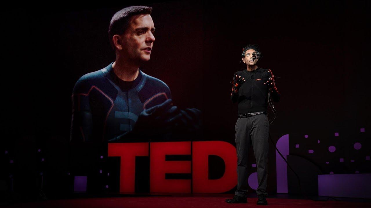 Doug Roble:與真人無異的數位人類