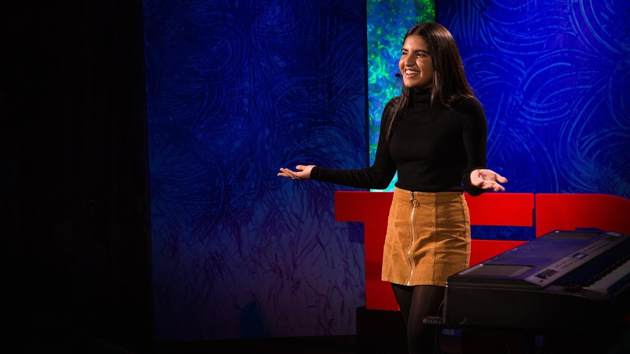 Esha Alwani:與妥瑞症共處的生活,以及音樂帶來的救贖