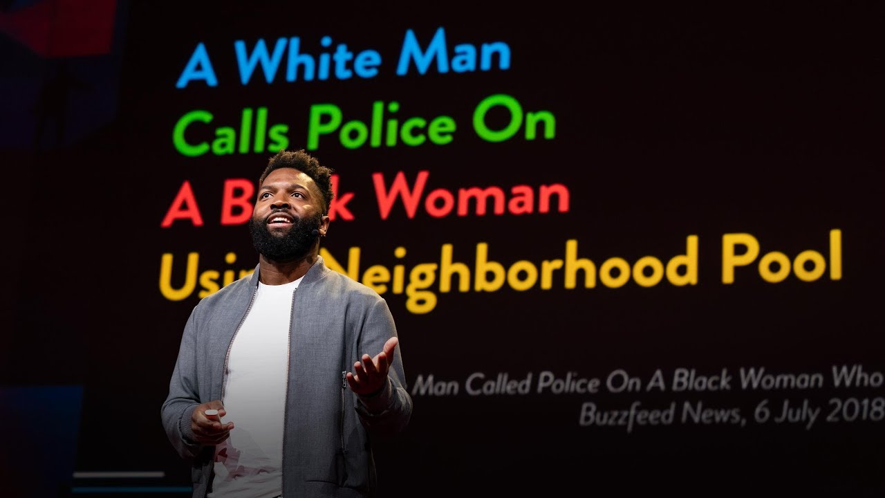 Baratunde Thurston:如何解構種族歧視,一次一條標題