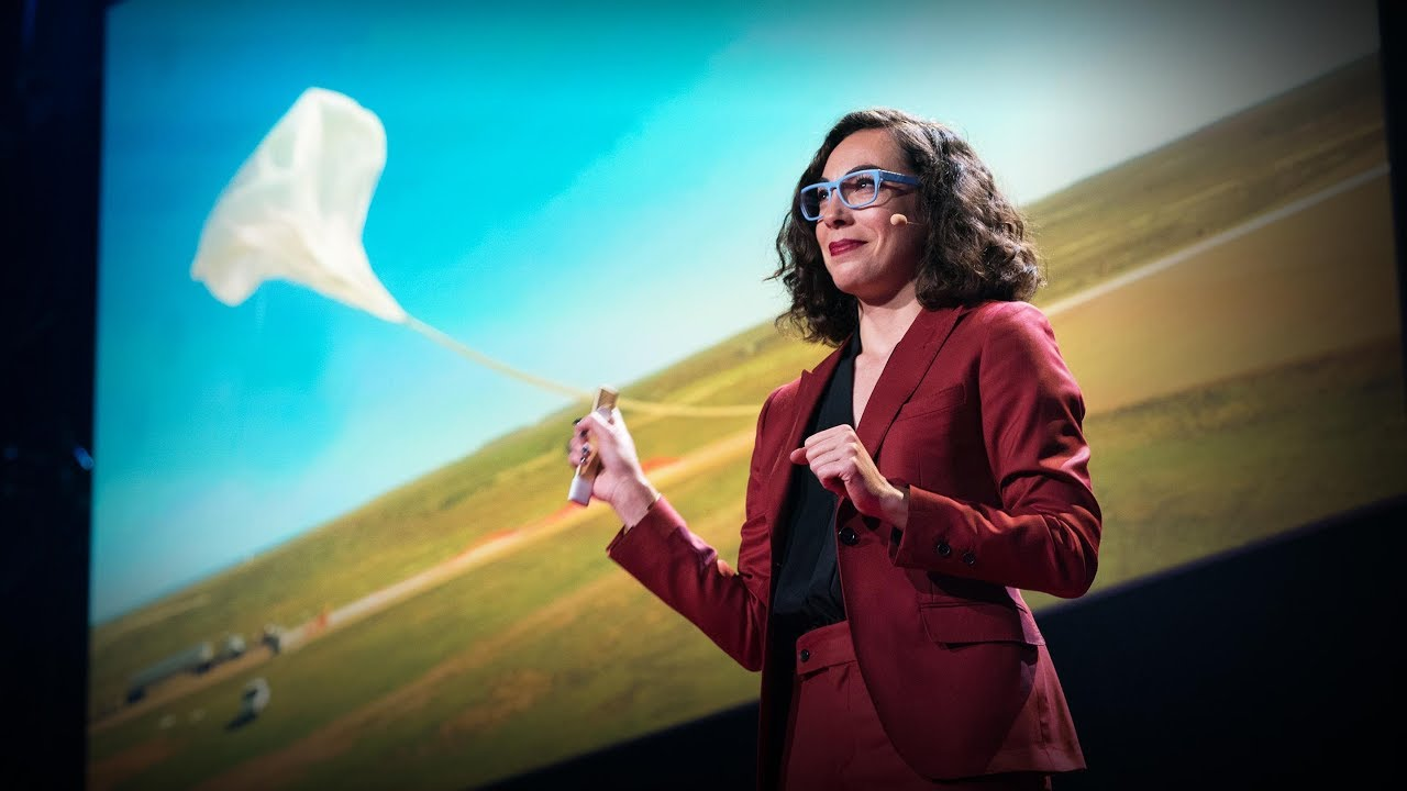 Erika Hamden:發射望遠鏡需要些什麼