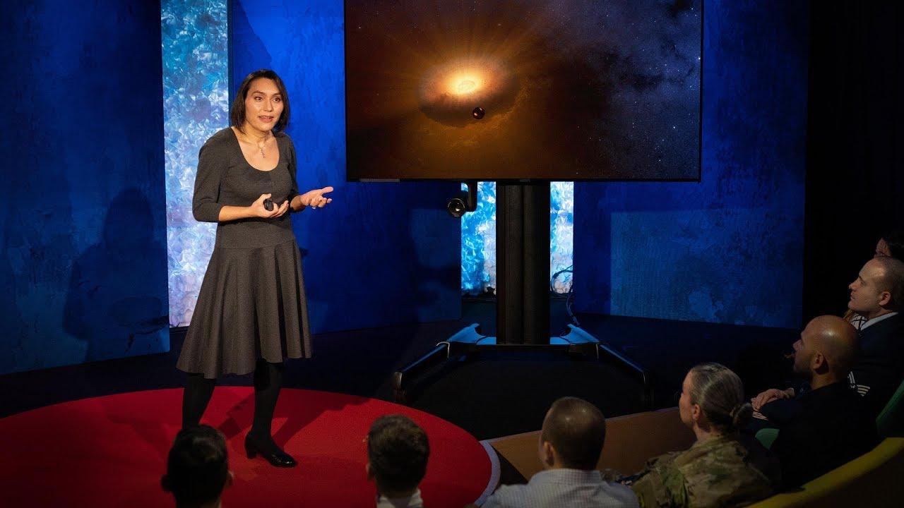Sarah T. Stewart:月亮起源的全新理論