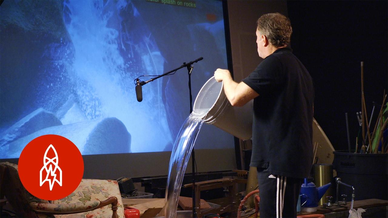 擬音的魔法:好萊塢電影的音效其實都是後製出來的?!