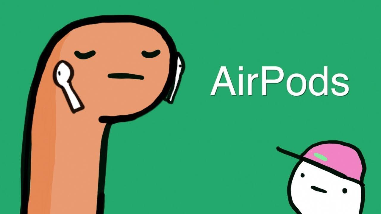 【中二動畫系列】不好意思,有 AirPods 就是比較高級(窮人不要看)