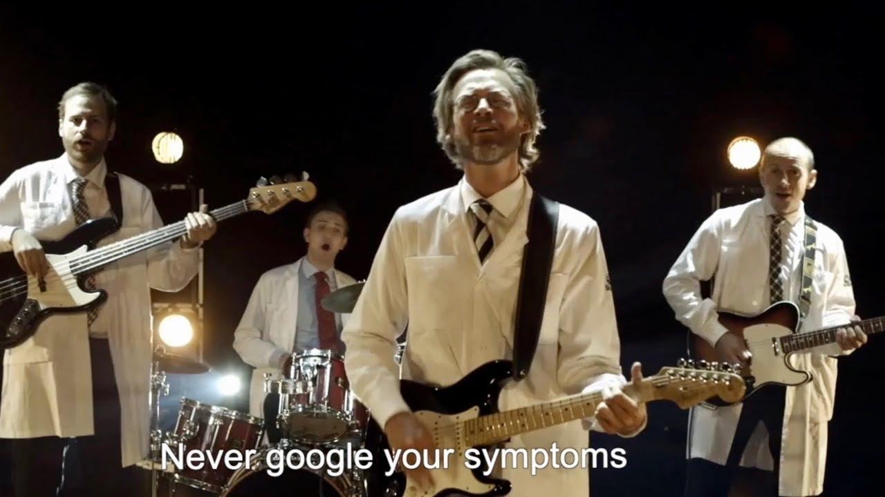 絕對不要 Google 你的症狀!
