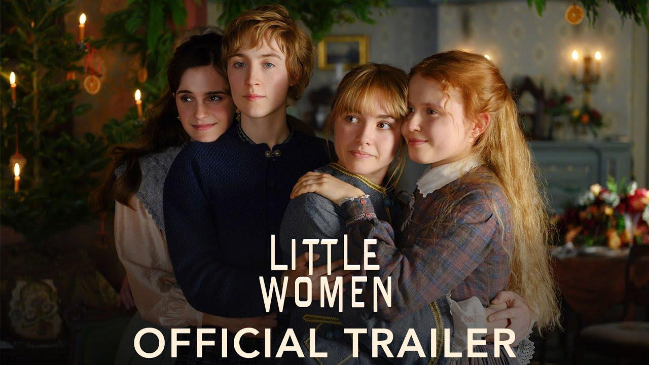 「經典名著《小婦人》改編電影--《她們》!」- Little Women - Official Trailer