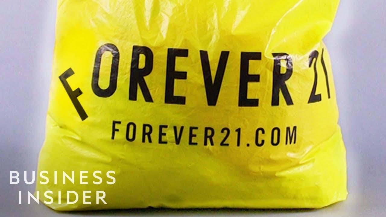 美國夢碎!曾經紅極一時的 Forever 21 是如何走向破產的?