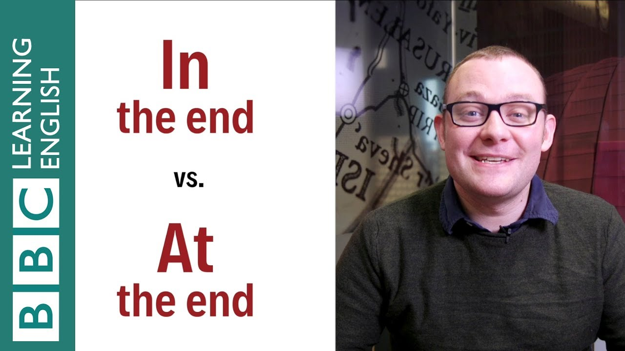 「in the end 和 at the end 差在哪裡?」- In the End vs at the End: What's the Difference?