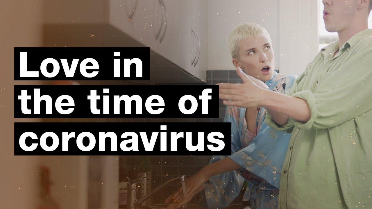 「【不正經防疫宣導】一段愛與冠狀病毒的故事」- Love in the Time of Coronavirus