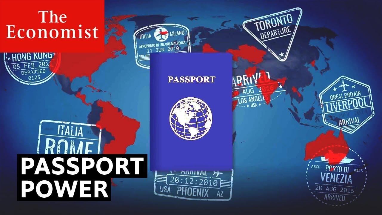 「你的護照有多強大?哪國護照最好用?」- How Powerful Is Your Passport?