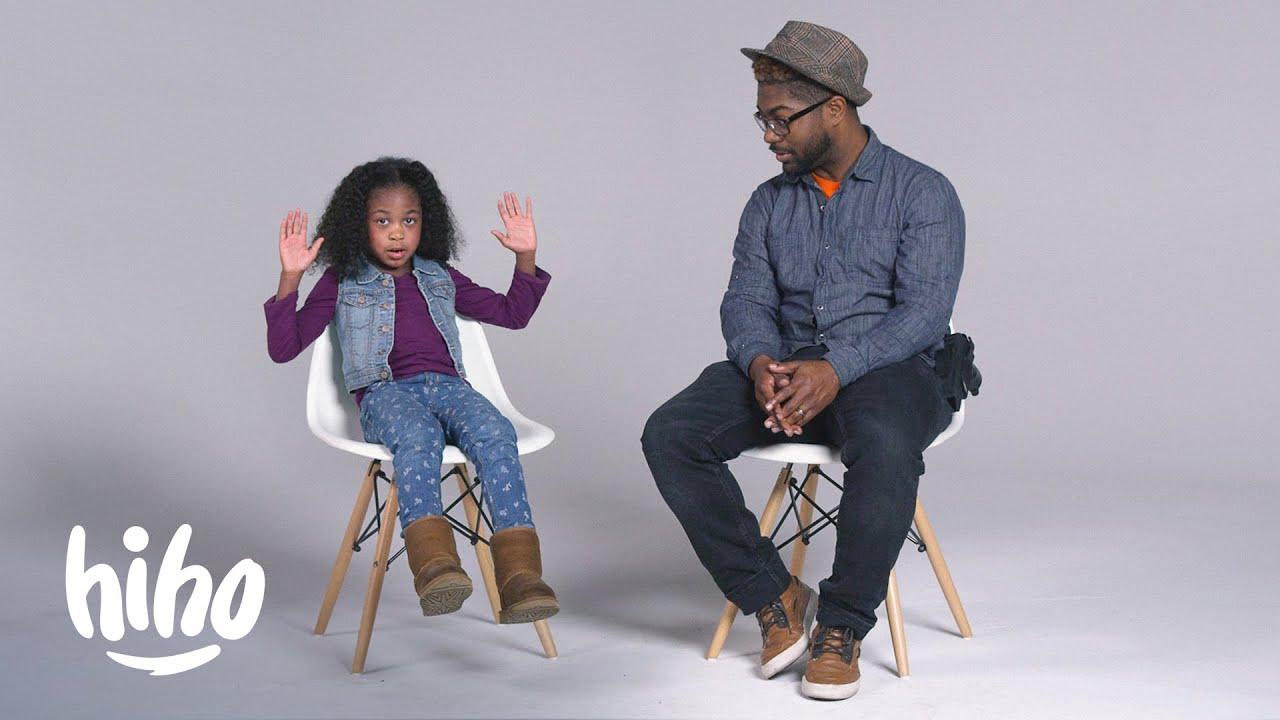 黑人爸媽教小孩如何應對警察