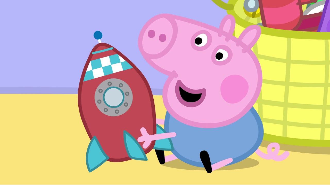 「【看卡通學英文】佩佩豬不會吹口哨」- Peppa Pig: Whistling