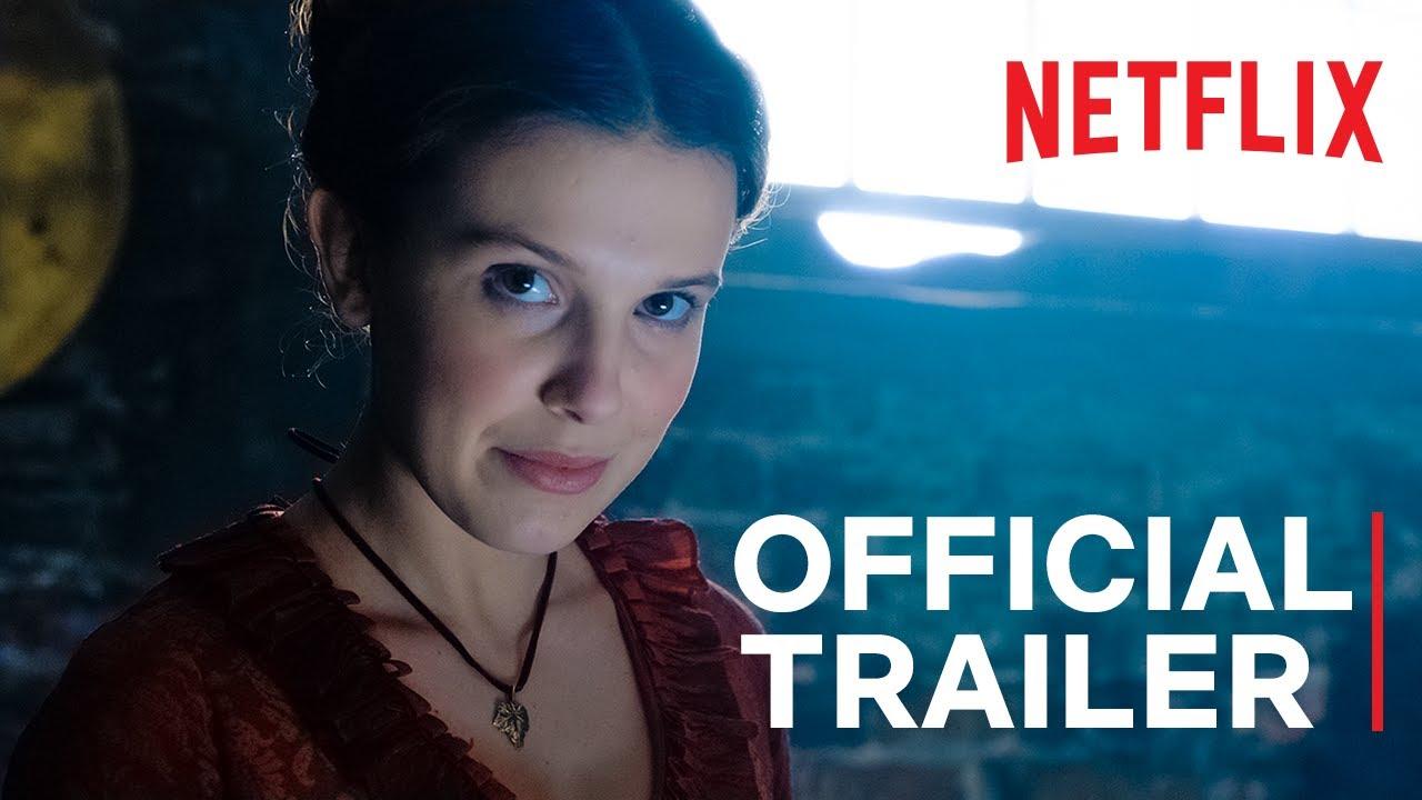 《天才少女福爾摩斯》官方預告片,9/23 只在 Netflix 獨家播出