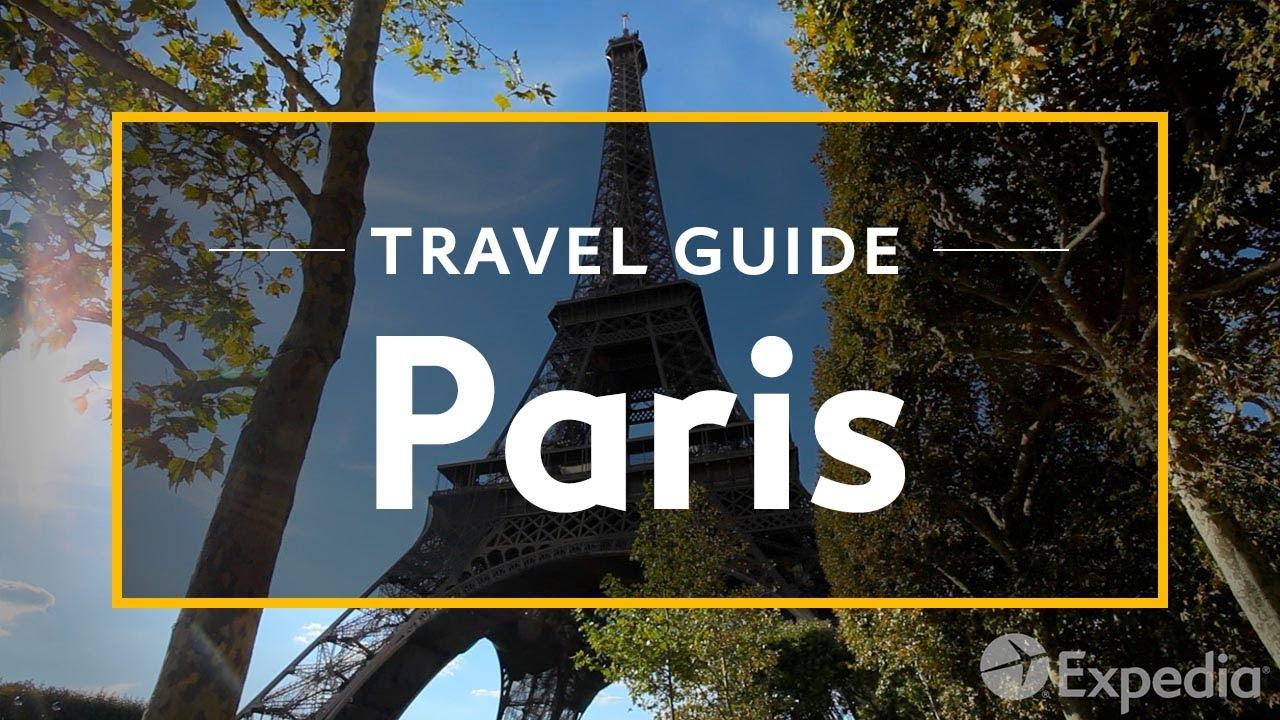 出不了國?來看影片帶你走遍浪漫巴黎
