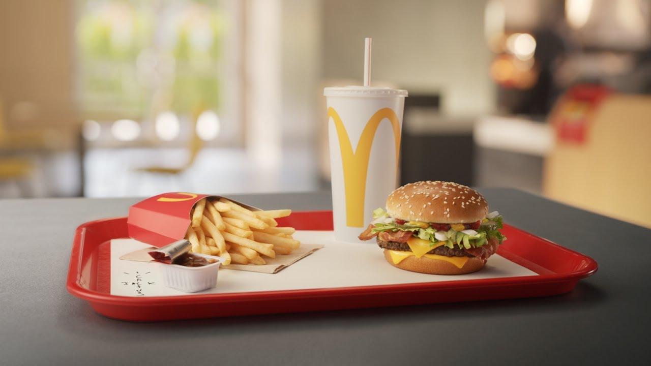 「麥當勞也可以聯名?!饒舌歌手 Travis Scott 跟麥當勞一起推出聯名套餐啦!」- The Travis Scott Meal | McDonald's