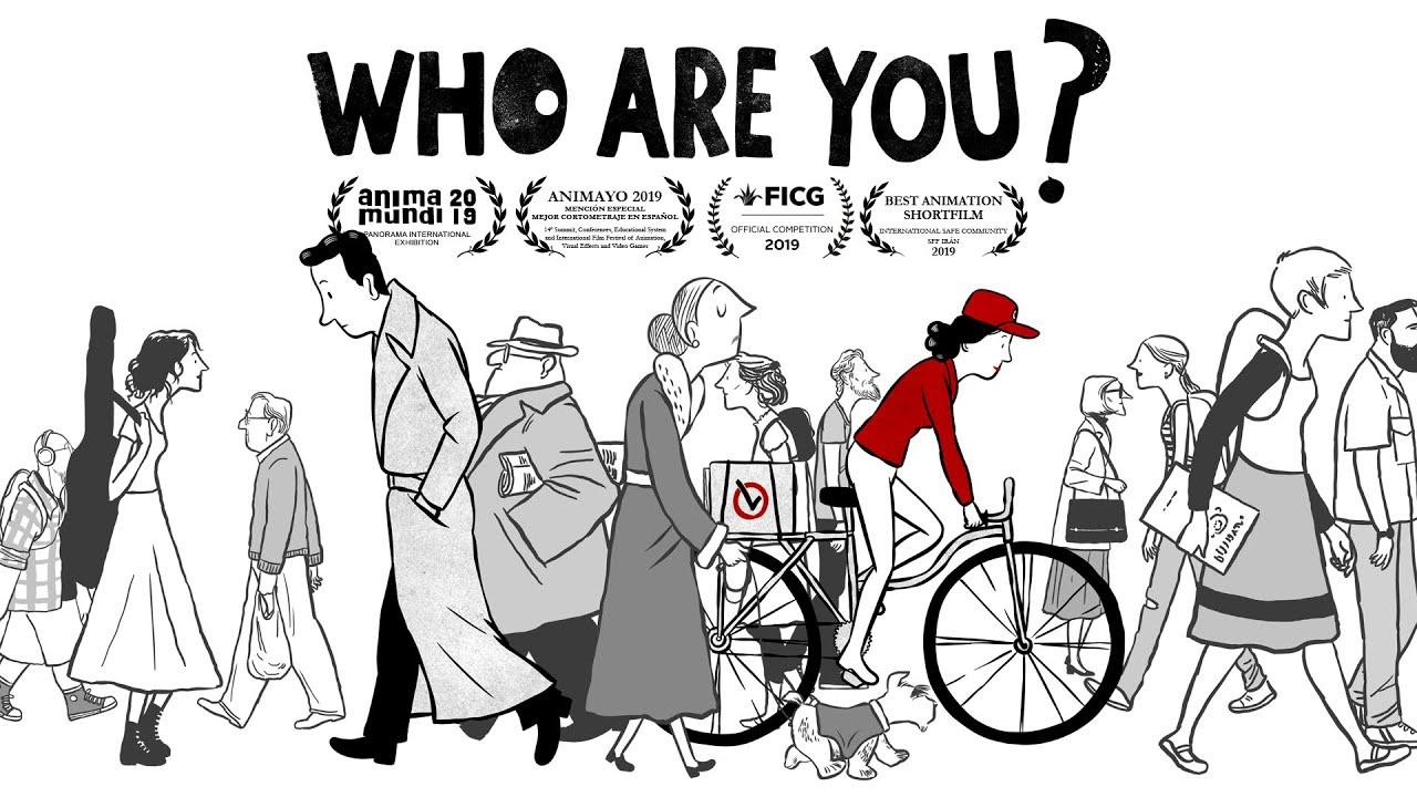 暖心小短片--《你是誰?》
