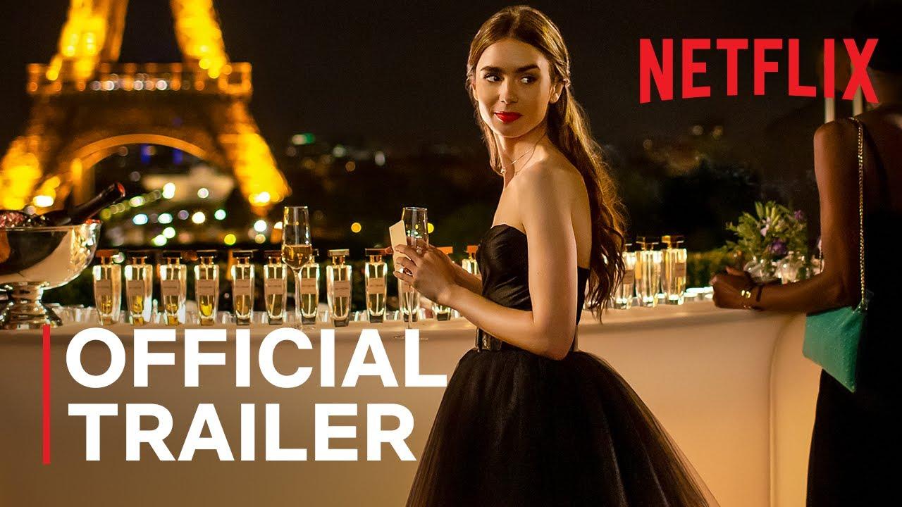 Netflix 最新夯片--《艾蜜莉在巴黎》