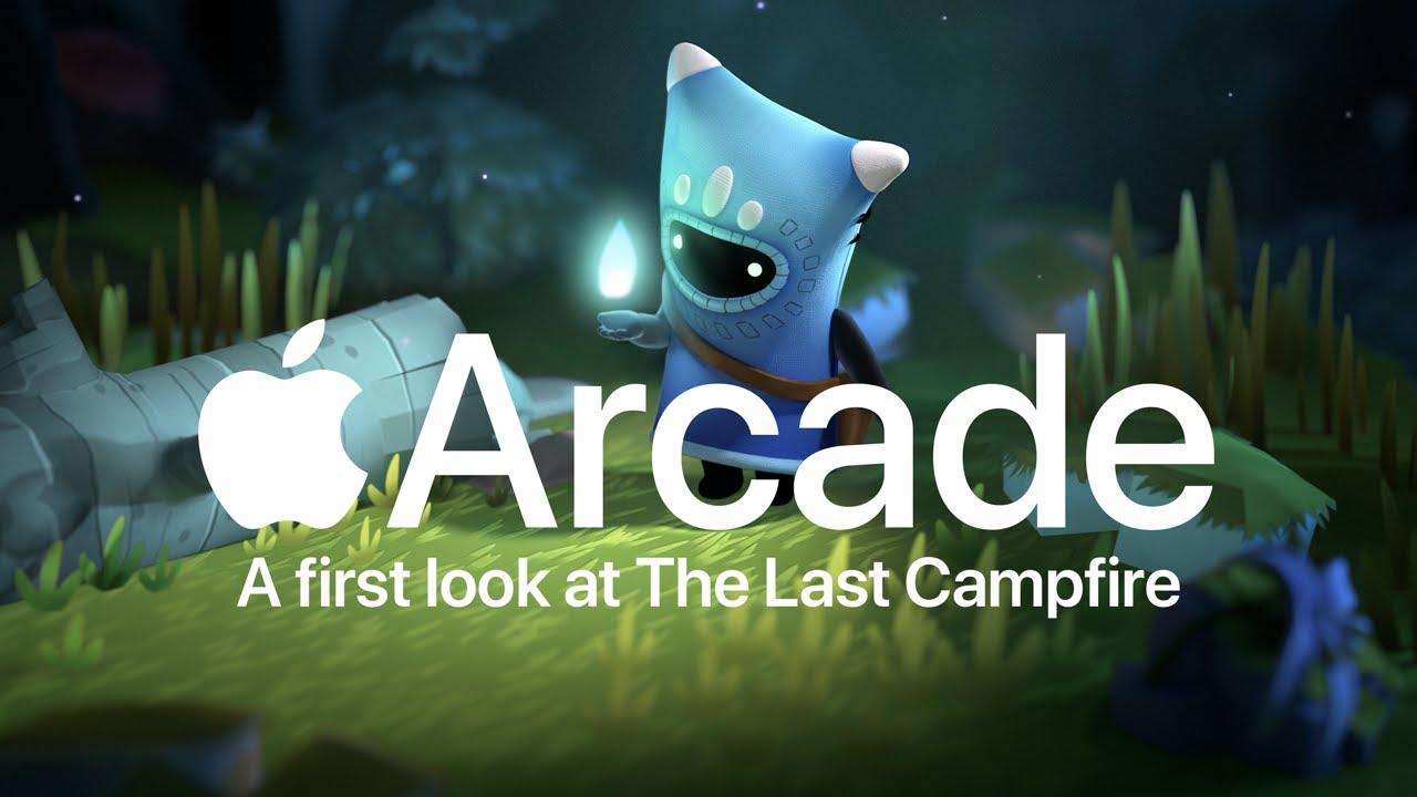 「最好玩的療癒解謎遊戲《最後營火》」- The Last Campfire — A First Look — Apple Arcade
