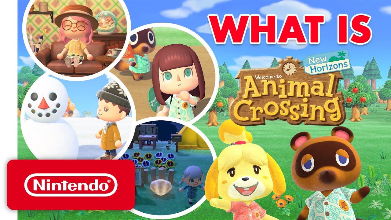 「《動物森友會》新手必看」- What Is Animal Crossing: New Horizons? A Guide for the Uninitiated