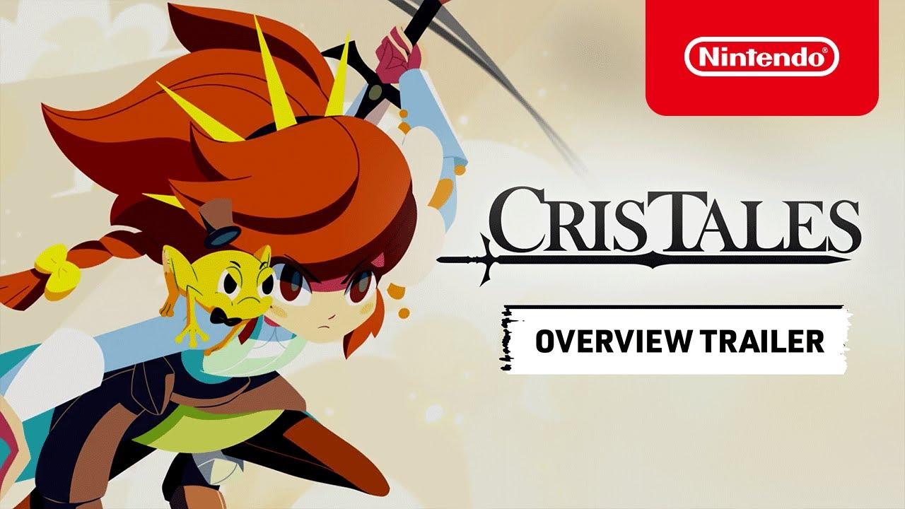 華麗冒險 RPG 遊戲《水晶傳奇》
