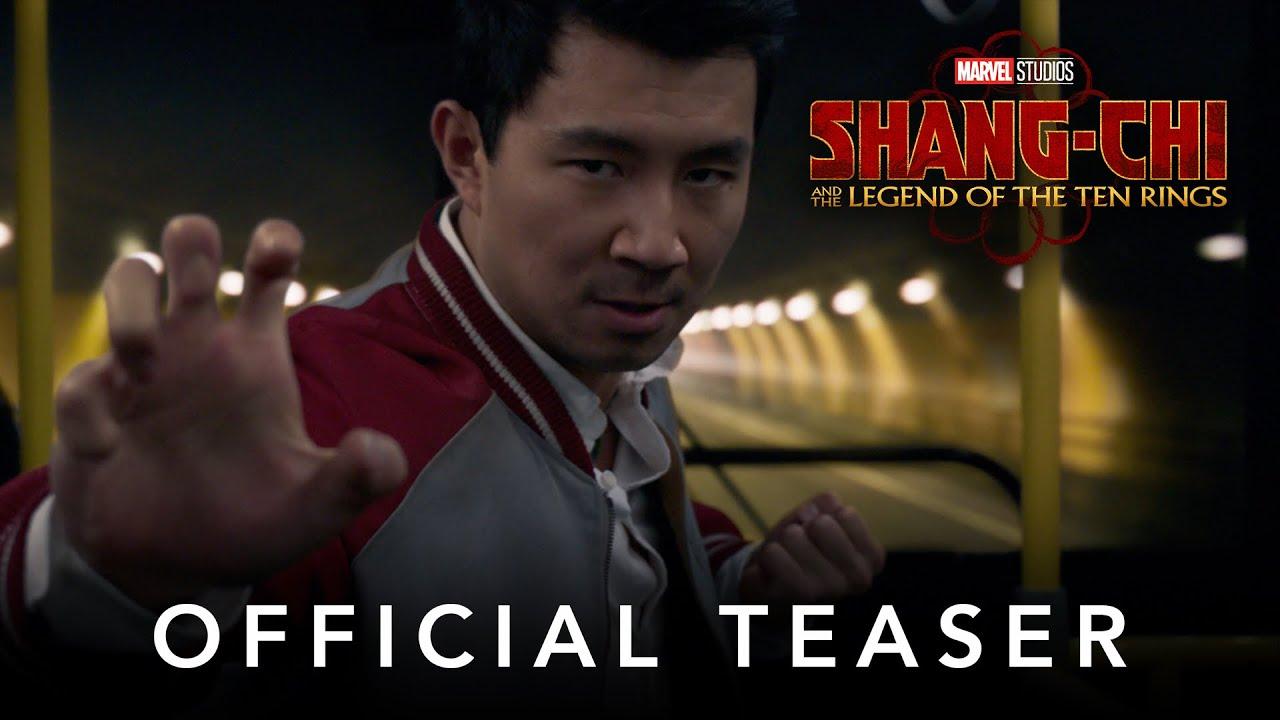 【中字預告片】漫威宇宙首位華人英雄--《尚氣與十環傳奇》