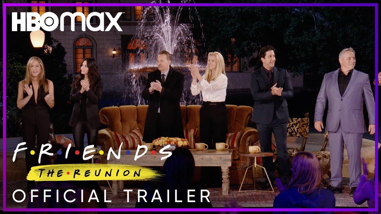 《六人行:當我們又在一起》今晚首播!