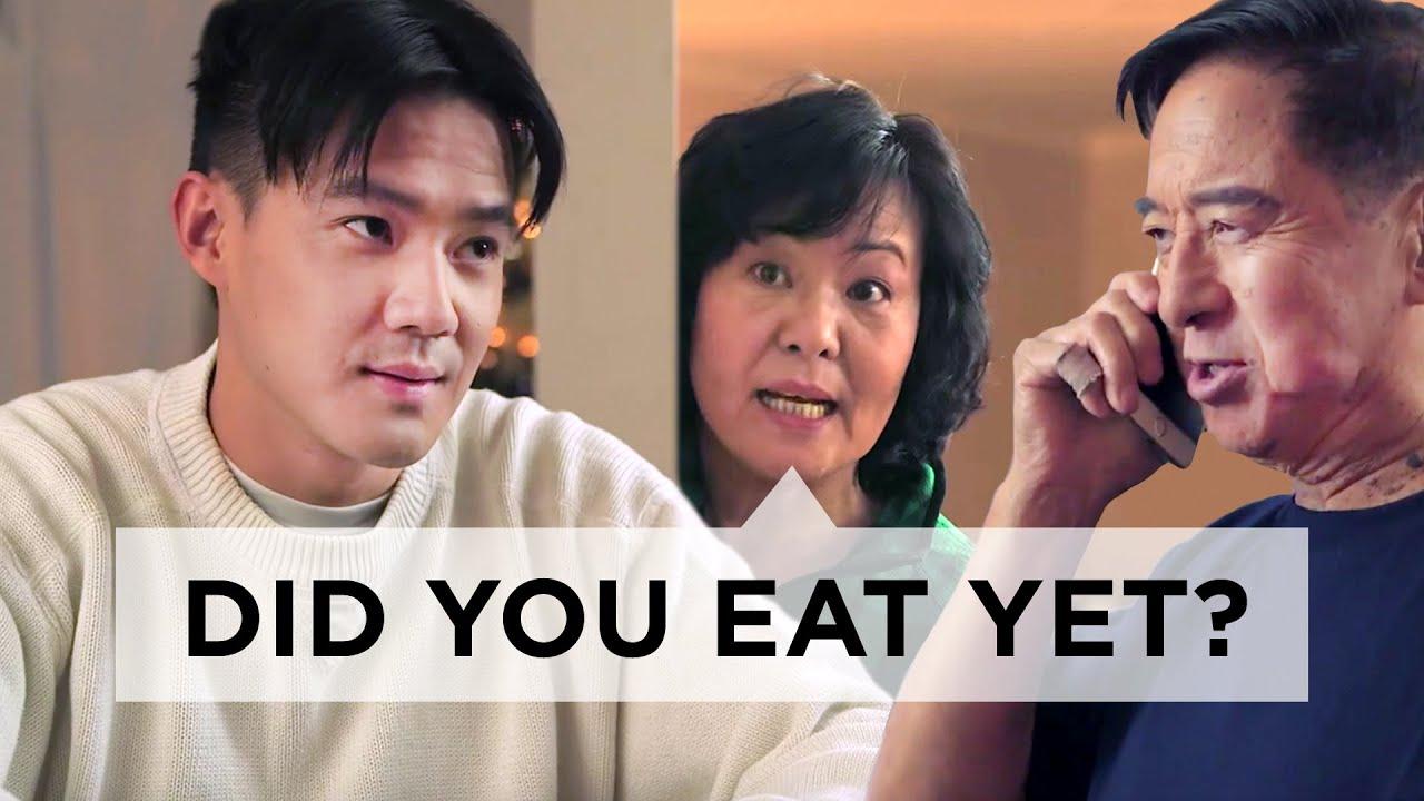 亞洲父母不會直接說『我愛你』,他們都說...