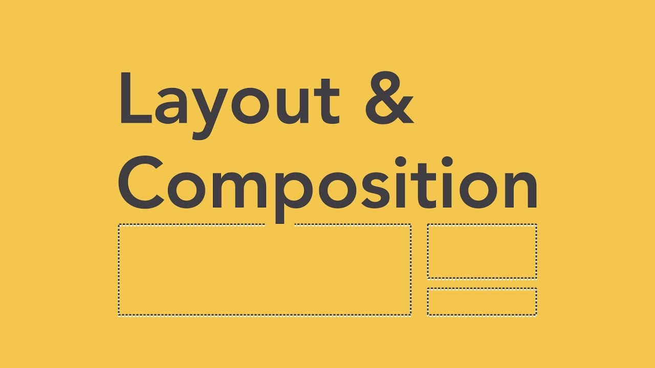 平面設計入門:排版與構圖