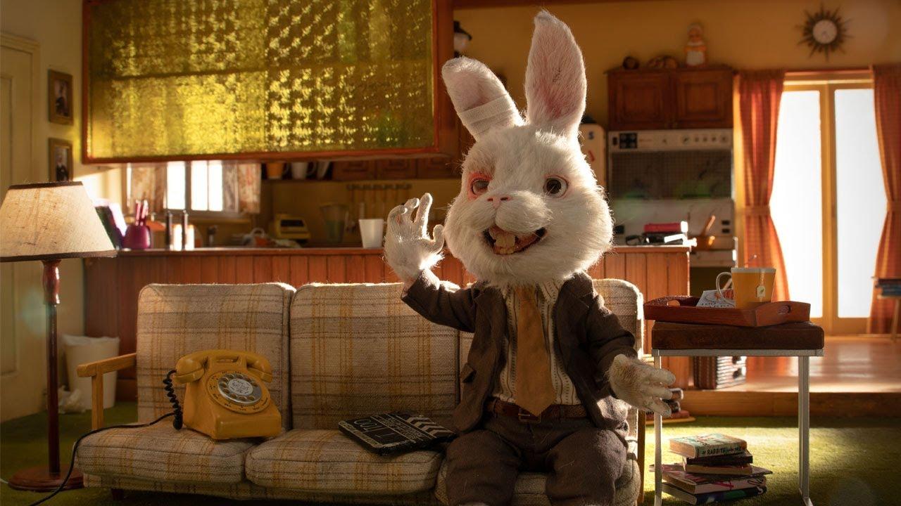 別把美麗建築在動物身上--救救兔子 Ralph